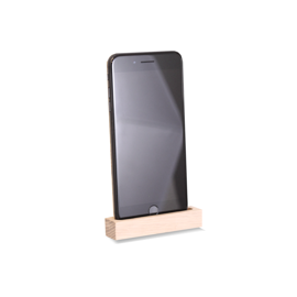Bastone in legno iPhone 5 Stick insaponato