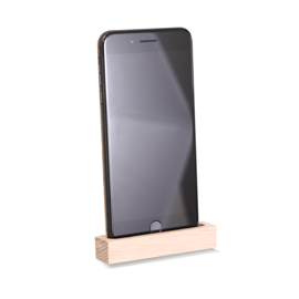 Bastone in legno iPhone 6 Stick insaponato